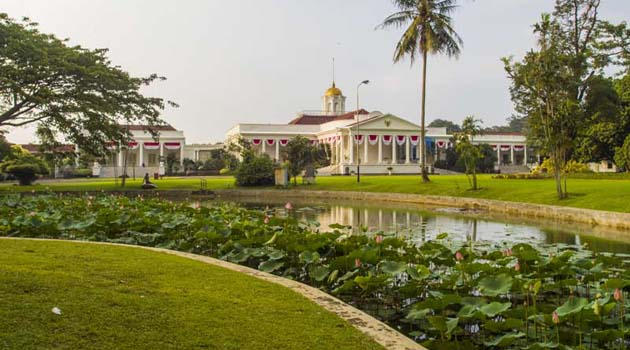 Bogor Botanical Gardens proposed as UNESCO world heritage site
