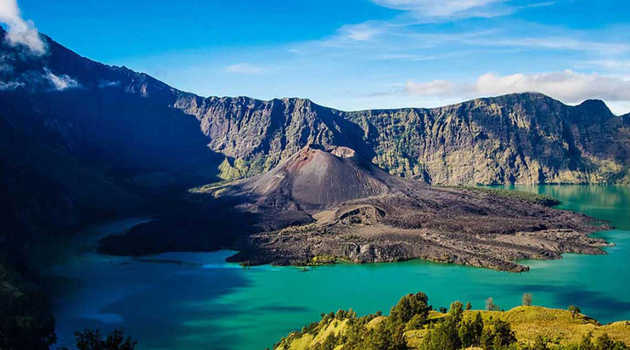 Indonesia's Mount Rinjani to get Unesco recognition as global geopark this year